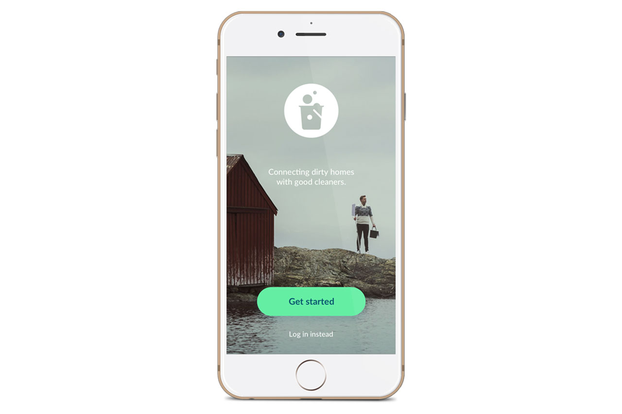 Image of Vaskehjelp app