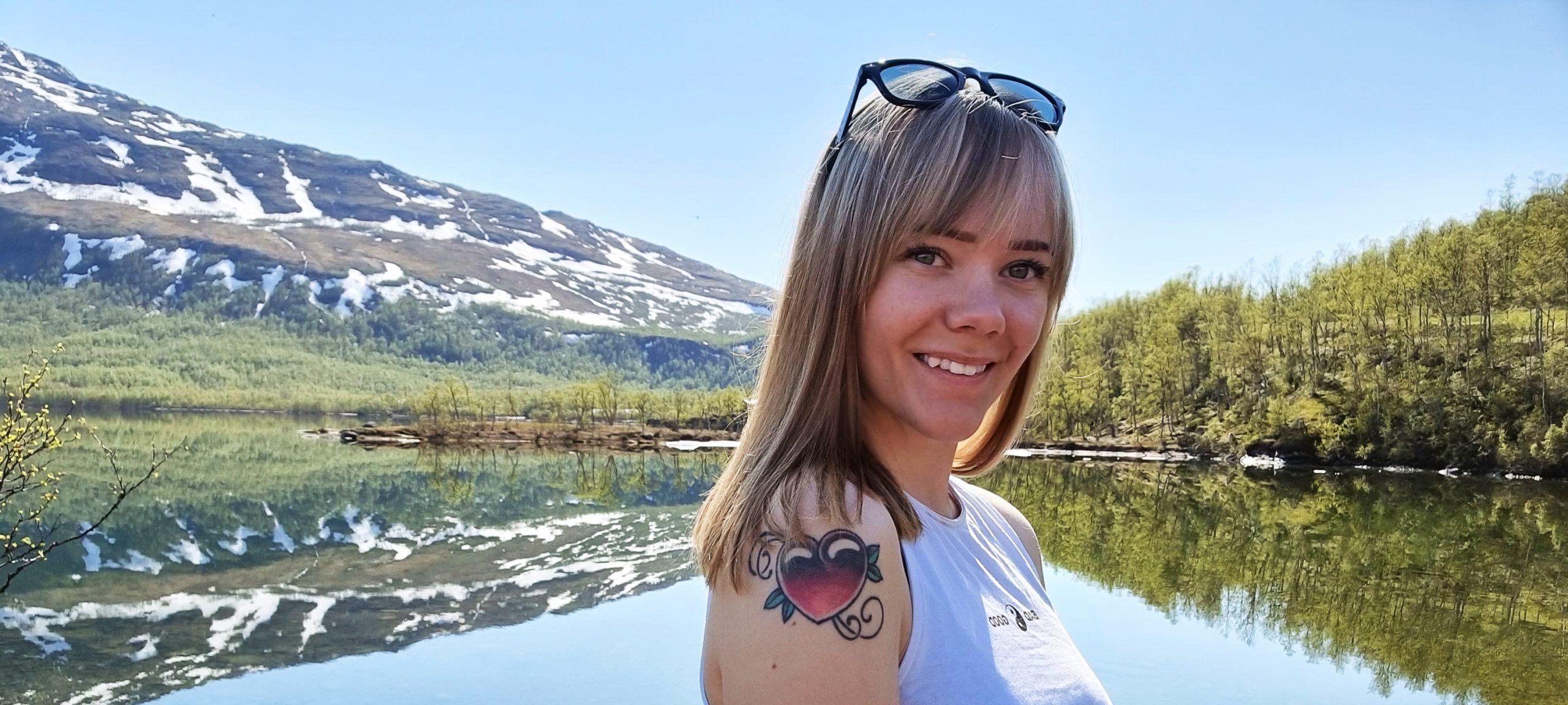 Sandra Elise - Vaskehjelp i Målselv
